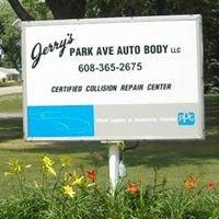 Jerry's Park Ave. Auto body