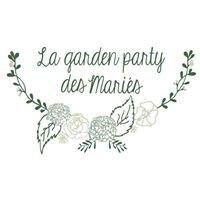 La Garden Party des Mariés