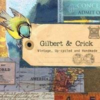 Gilbert & Crick, Handmade, Up-cycled and Vintage
