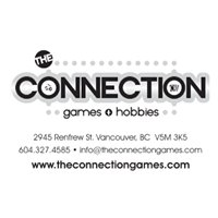 The Connection Games & Comics