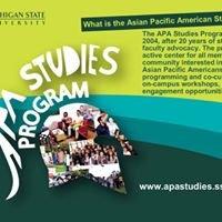 Asian Pacific American Studies Program
