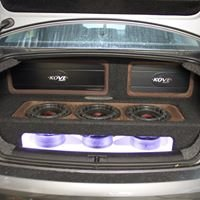 Car Audio Shop Mag t wat Harder