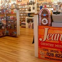 Jean's Country Music Store Omagh