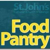 St. John's Food Pantry
