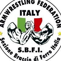 Federazione Italiana Braccio di Ferro  S.B.F.I.