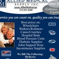 Allied Medical Supply
