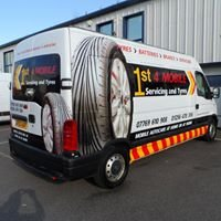 1st 4 Mobile Servicing and Tyres Ltd