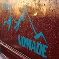 Terra Nomade - Vinyl Decal Outfitters