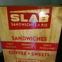 Slab Sandwiches + Pie