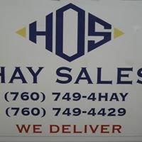HOS Hay Sales