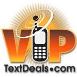 VIP Text Deals