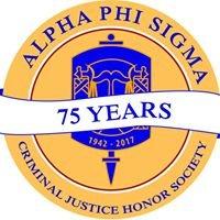 Alpha Phi Sigma - Pi Delta: Criminal Justice Honor Society