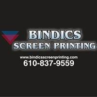 Bindics Custom Screen Printing