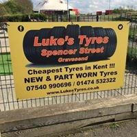 Luke's Tyres