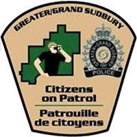 Greater Sudbury Citizens on Patrol