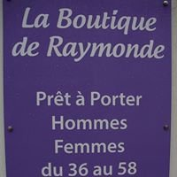 La boutique de Raymonde