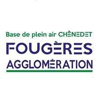 Base de loisirs Chênedet -  Service de Fougères Agglomération