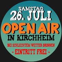 Sommer OpenAir in Kirchheim