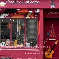 L'atelier Lutherie - Nolwenn Gueneuc