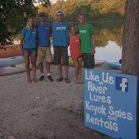 Riverlures Kayak Sales and Rentals