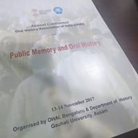 Oral History Association of India