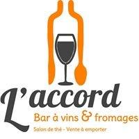 L'accord - Bar à vins & fromages