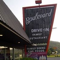 Boulevard Drive-In and Family Restaurant