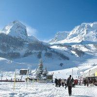 Ski 2000 et la boutique - Gourette