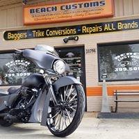 Beach Customs Inc.