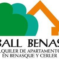 Alquiler de apartamentos turisticos en Cerler y Benasque  BALL BENAS