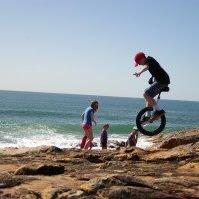 Unicyclists for Ocosta (UFO)