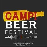 Campi Beer Festival 2018