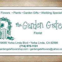 The Garden Gate of Yorba Linda