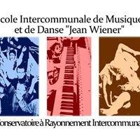 """Ecole Intercommunale de Musique et de Danse """"Jean Wiener"""""""