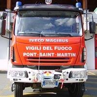 Corpo Valdostano Vigili del Fuoco Volontari di Pont-Saint-Martin