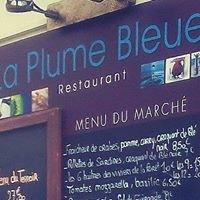 La Plume Bleue