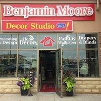 A Home Inspired - Benjamin Moore Decor Studio