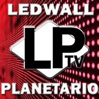 LP Tv Ledwall Planetario