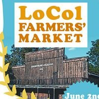 LoCol Farmers' Market/Coloma Grange Sundays 10am-2pm