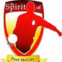 Spirit of Paul Mc Girr