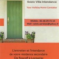 Soizic Villa Intendance