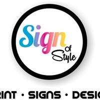 Sign of Style