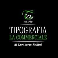 """Tipografia """"La Commerciale"""" di Lamberto Bellini"""