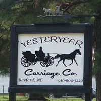 Yesteryear Carriage Co.