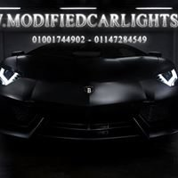 Modified Car Lights