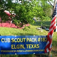 Cub Scout Pack 182 Elgin, Texas