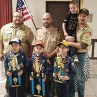 Cub Scout Pack 98 Old Forge, PA