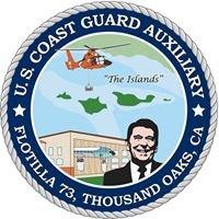 US Coast Guard Auxiliary Flotilla 73 Thousand Oaks, CA