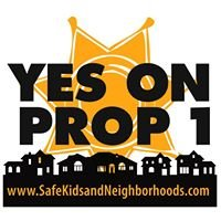 Yes on Proposition 1