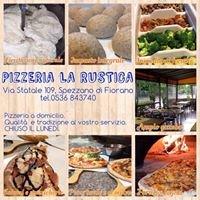 Pizzeria LA RUSTICA - Spezzano di Fiorano (MO)